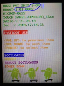 fastboot htc