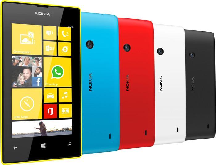 Сброс настроек Nokia Lumia 34