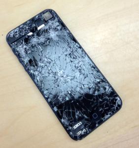 Замена экрана в телефоне